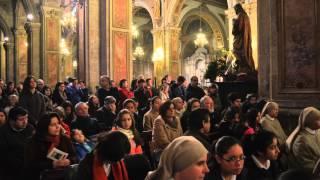 Galería  fotográfica de Misa en honor a  San Josemaría en Catedral de Santiago