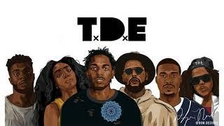Kendrick Lamar x Jay Rock x TDE x J.I.D Type Beat 2018 - OHNO   ZohairBeats