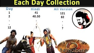 Baahubali 2 Full Box Office Collection 2017   Baahubali 2   The Conclusion Each Day Collection 2017