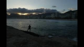 Rio de Janeiro Sunset - Ipanema Beach