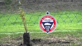 Jugadores del Club Deportivo Olmedo se unen a Mi Bosque del Futuro