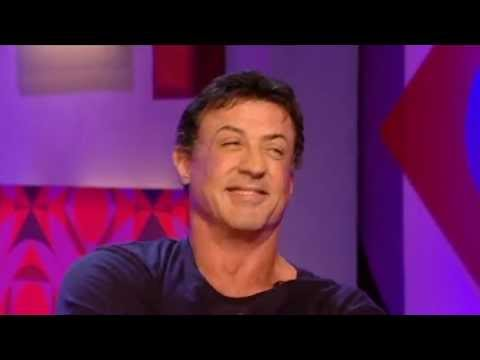 Sylvester Stallone - Friday Night With Jonathan Ross (FULL INTERVIEW)