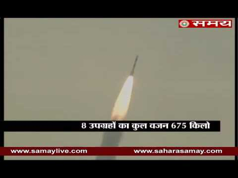 ISRO's PSLV SCATSAT 1 launched from Sriharikota