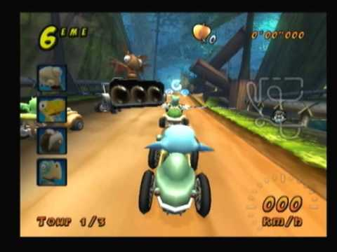 gba cocoto kart racer cool rom