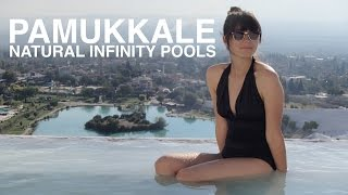 Pamukkale Turkey  city pictures gallery : Pamukkale Natural Infinity Pools | Turkey