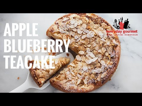 CSR Apple Blueberry Teacake | Everyday Gourmet S6 EP46