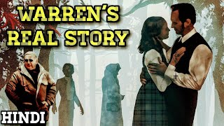 Real Ed & Lorraine Warren's Story  | 10,000 Paranormal Cases Ft.Annabelle Comes Home (Hindi)