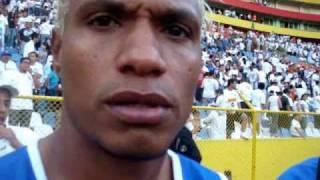Alianza 4 Aguila 0 Entrevistas Para Www. Salvatruchos.com 31/10/10