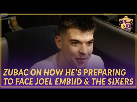 Video: Lakers Post Game: Zubac On Controlling The Paint vs Suns & Upcoming Matchup with Embiid