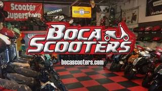 3. 2016 KYMCO AGILITY 125 SCOOTER (Overview & Specs) by Boca Scooters