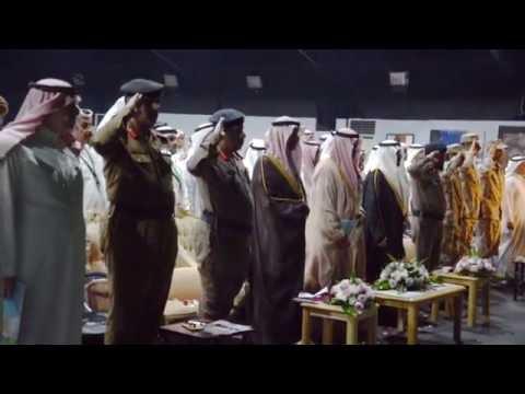 #فيديو :: حفل افتتاح #نشاط_الجنادرية_المسرحي بالطائف