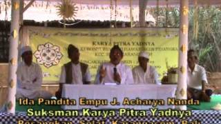 Movie Video-02 Dharma Wacana Suksman Pitra Yadnya.wmv