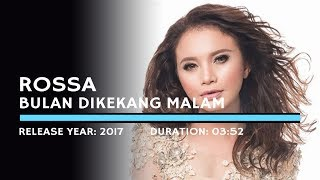 Rossa - Bulan Dikekang Malam (Karaoke Version) | Soundtrack Ayat Ayat Cinta 2