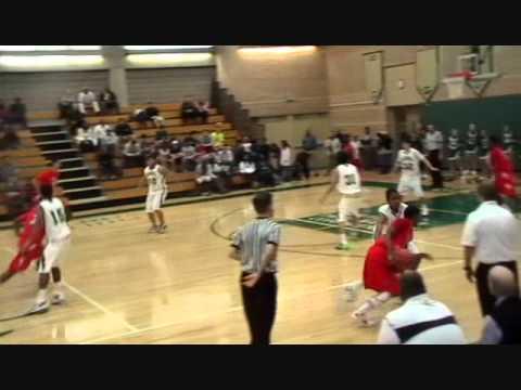 Jake Gwyn - Bishop Dunne Basketball Highlights