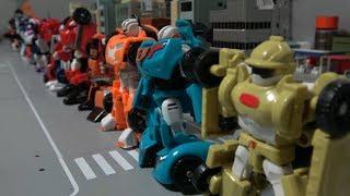 Video 또봇 오리지날과 애슬론 미니 로봇 총 출동 장난감 Tobot & Athlon Mini Robot Toys All Collection MP3, 3GP, MP4, WEBM, AVI, FLV Juli 2018