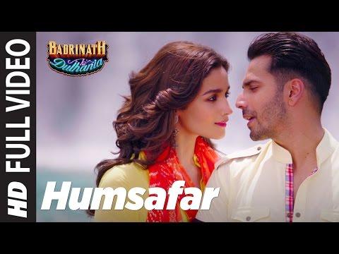 Humsafar (Full Video) | Varun & Alia Bhatt | Akhil