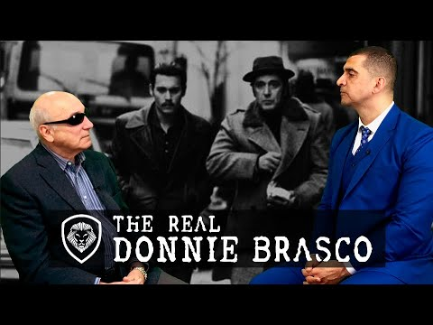 Most Hated FBI Agent In The Mafia- Joe Pistone Aka Donnie Brasco