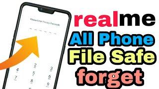 Video realme All Phone File Safe forget MP3, 3GP, MP4, WEBM, AVI, FLV September 2019