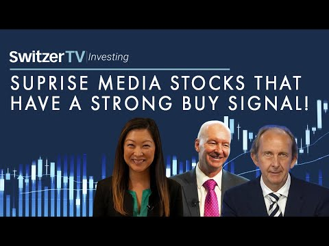 Surprise media stocks that have a strong buy signal! | Ep. 27 | SwitzerTV: Investing