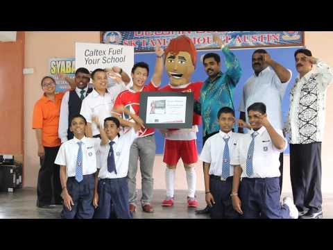 Caltex Fuel Your School (Johor Cycle 2) - SJK(T) Ladang Mount Austin