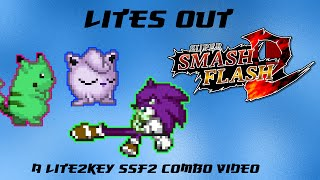 """Lites Out"" – A Sonic and Jigglypuff Combo Video"