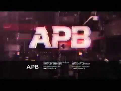 APB 1x08 Preview