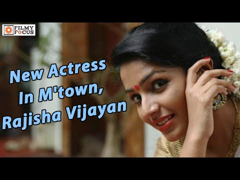 New Actress In M'town, Rajisha Vijayan ! Anuraga Karikkin Vellam Movie - Filmyfocus.com