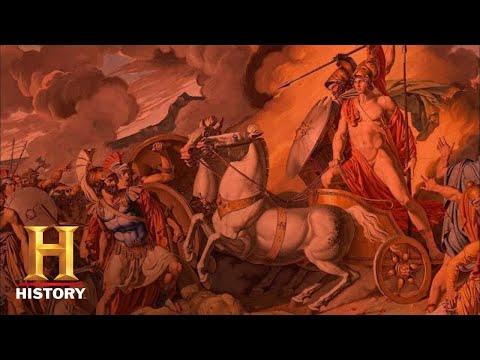 Ancient Aliens: MARS & THE GODS OF WAR (Season 7) | History