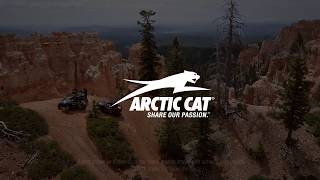 10. Arctic Cat 2017 Wildcat Sport and Trail SXS Experience