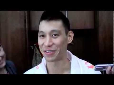 Jeremy Lin after Rockets beat Timberwolves 3/20/2014