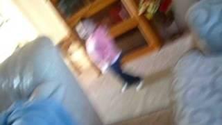 Beyonce single ladies baby dancing