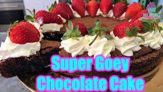 Video Super Gooey Chocolate Cake MP3, 3GP, MP4, WEBM, AVI, FLV Desember 2018