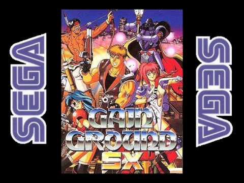 Gain Ground SX PC Engine