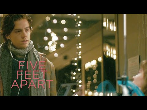 "Five Feet Apart (2019) | ""Will Says Goodbye to Stella"" Clip [HD]"