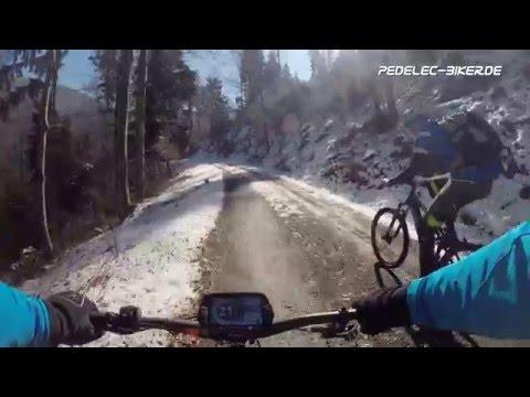 Bosch - Brose - Yamaha im direkten Vergleich - Kälte, Schnee und Steile Strecke (4)
