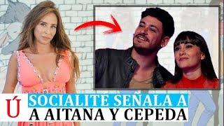Video Indignación! Socialité trata así el tema Aitana y Cepeda Vicente de Operación Triunfo 2017 MP3, 3GP, MP4, WEBM, AVI, FLV Mei 2018