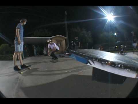 Riverside Skatepark Montage