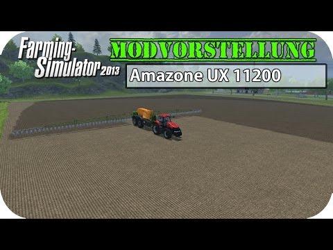 Amazone UX 11200 v2.0