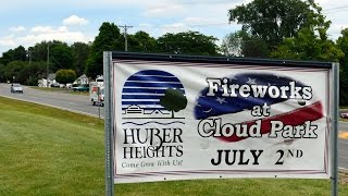 Huber Heights (OH) United States  city photos gallery : Huber Heights Ohio Fireworks 2016