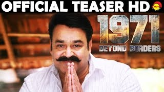 Nonton 1971 Beyond Borders Official Teaser HD | Mohanlal | Major Ravi Film Subtitle Indonesia Streaming Movie Download