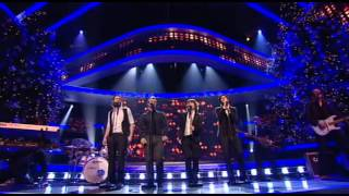 Take That The X-Factor Final Patience