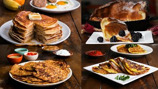 7 Pancakes From Around The World by Tasty