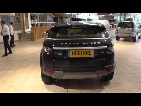 Land Rover Range Rover Evoque 5 Door Diesel 2012MY 2.2 SD4 Prestige LUX 190HP Auto 4WD U9106