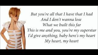 Video Rihanna - Photographs (feat. Will.I.Am) Lyrics Video MP3, 3GP, MP4, WEBM, AVI, FLV Agustus 2018
