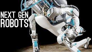 Video Next Generation Robots - Boston Dynamics, Asimo, Da Vinci, SoFi MP3, 3GP, MP4, WEBM, AVI, FLV Juli 2018