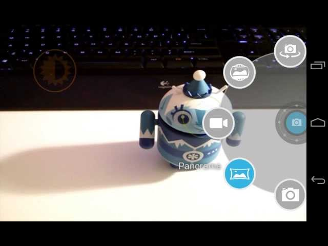 "Project Nemesis Phase 1: A First Look at CyanogenMod's New Camera Application ""Focal"""