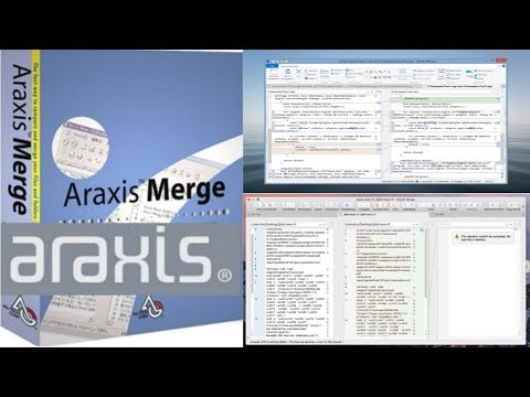 How To Download Araxis Merge Professional 2018 x64