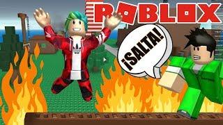 Mini Juego en Roblox | Jugamos a Simon Dice | Juegos Roblox Karim Juega