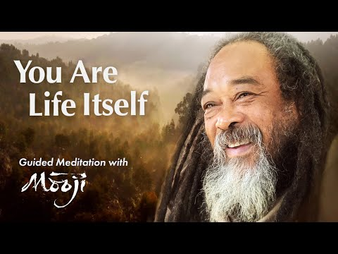 Mooji Official Guided Meditation: You Are Life Itself