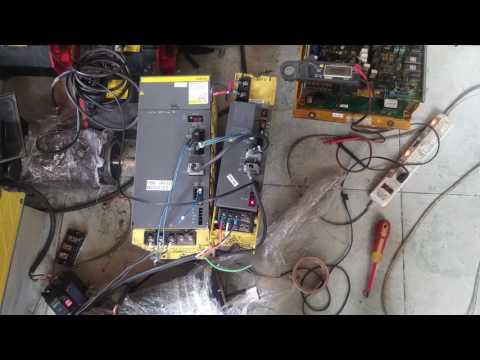Fanuc alpha Psm+servo 6096 test
